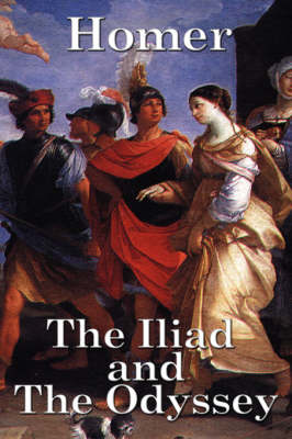The Iliad and the Odyssey (Paperback)
