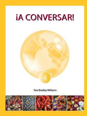 A Conversar! Level 4 Student Workbook (Paperback)