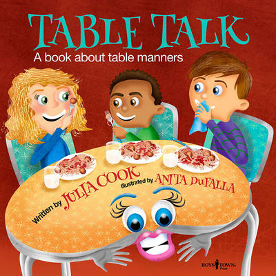 Table Talk: A Book About Table Manners (Paperback)