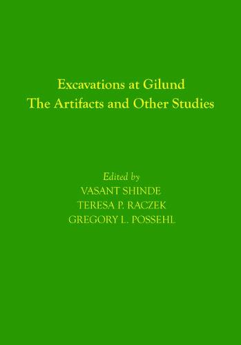 Excavations at Gilund: The Artifacts and Other Studies (Hardback)