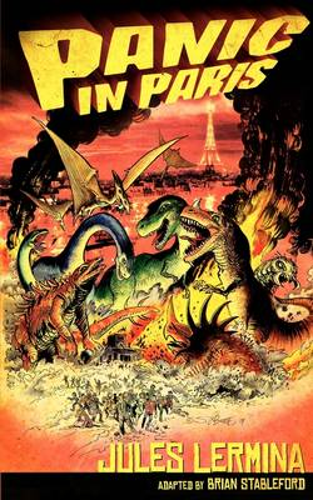 Panic in Paris (Paperback)