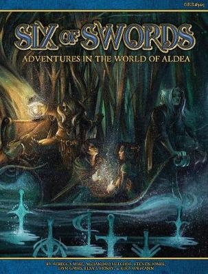 Blue Rose: RPG Six of Swords (Paperback)