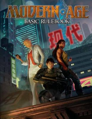 Modern AGE Basic Rulebook (Hardback)