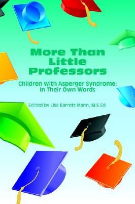 More Than Little Professors (Paperback)
