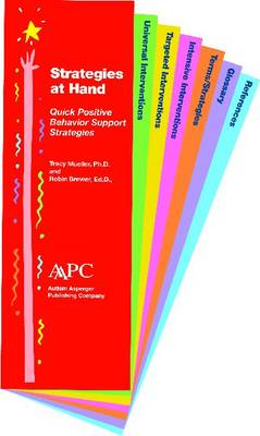 Strategies at Hand: Positive Behavioral Supports (Paperback)