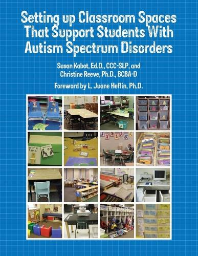 Setting Up Classroom Spaces that Support Students with Autism Spectrum Disorders (Paperback)
