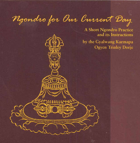 Ngondro for Our Current Day (Paperback)