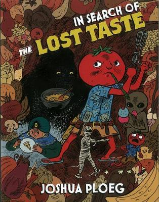 In Search Of The Lost Taste (Paperback)