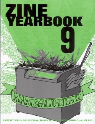 Zine Yearbook Vol. 9 (Paperback)