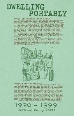 Dwelling Portably 1990 - 1999 (Paperback)