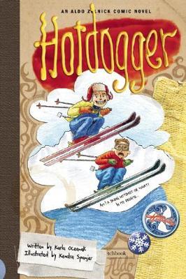 Hotdogger: Book 8 (Hardback)