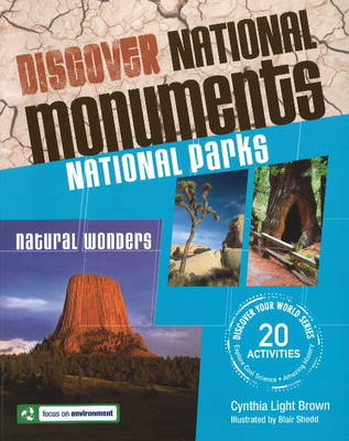 Discover National Monuments: National Parks (Paperback)