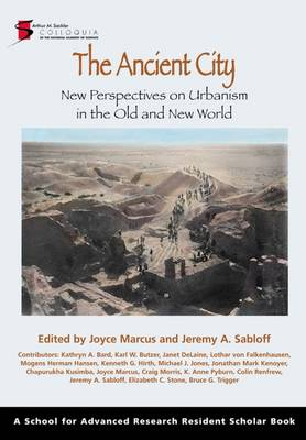 The Ancient City: New Perspectives on Urbanism in the Old and New World (Paperback)