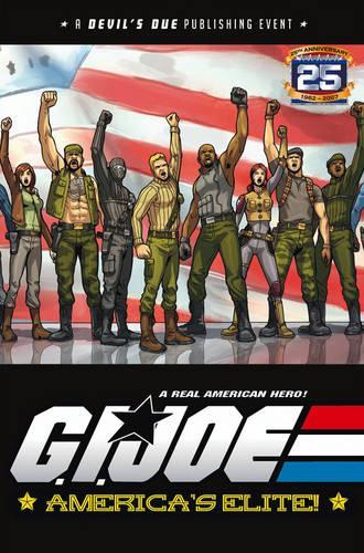 G.I. Joe America's Elite: WWIII Omnibus v. 5 (Paperback)