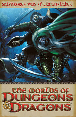 The Worlds of Dungeons and Dragons: v. 1 (Hardback)