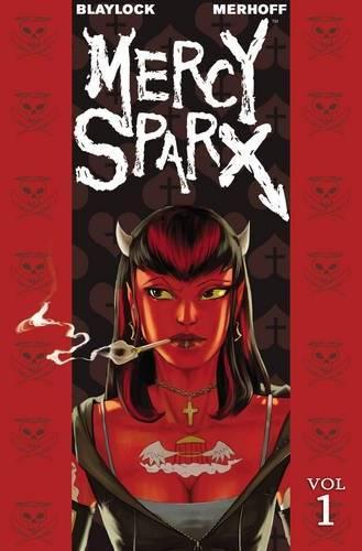 Mercy Sparx: v. 1 (Paperback)