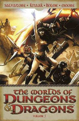The Worlds of Dungeons and Dragons: v. 3 (Paperback)