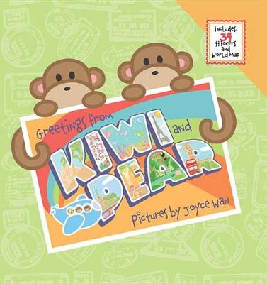 Greetings from Kiwi and Pear (Paperback)
