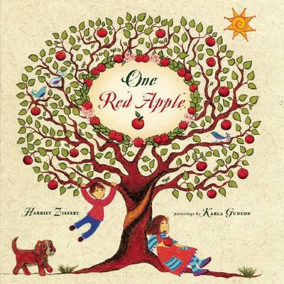 One Red Apple (Hardback)