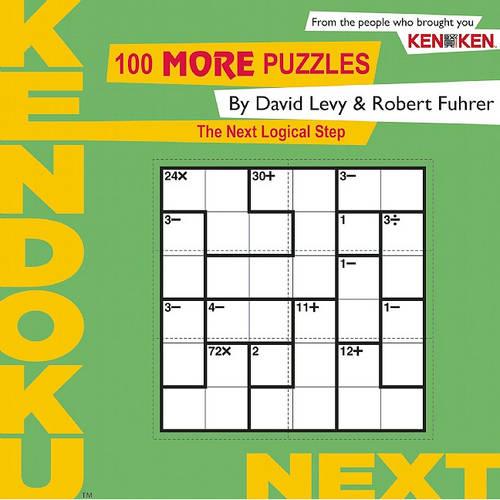 Kendoku: Next: 100 More Puzzles (Paperback)