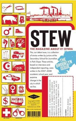 STEW, The Magazine About et cetera (Paperback)