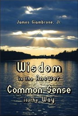 Wisdom is the Answer-Common Sense is the Way (Paperback)