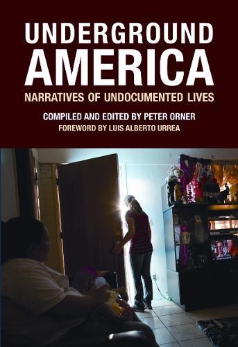 Underground America - VOICE OF WITNESS SERIES (Paperback)