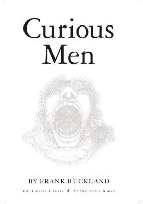 Curious Men (Paperback)