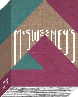 McSweeney's Issue 37 - McSweeney's Quarterly Concern (Hardback)