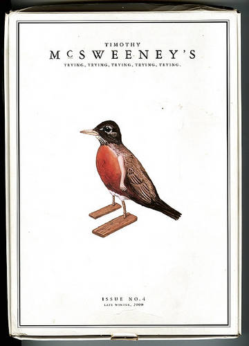 Mcsweeney's Issue 4: Late Winter, 2000 (Paperback)