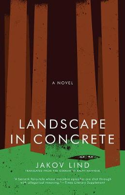 Landscape In Concrete (Paperback)