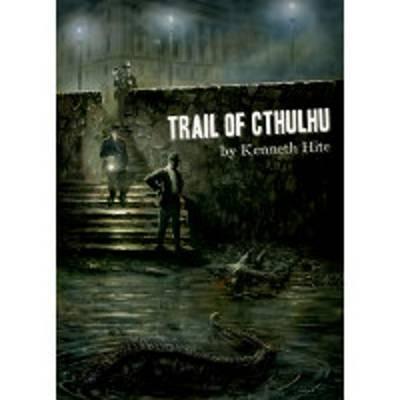 Trail of Cthulhu (Hardback)