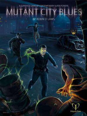 Mutant City Blues (Hardback)