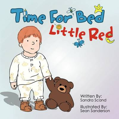 Time for Bed Little Red (Paperback)