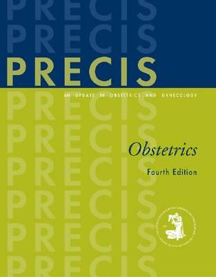 Precis: Obstetrics (Paperback)
