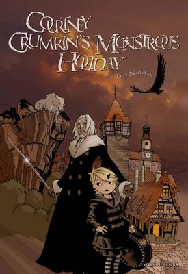 Courtney Crumrin: Courtney Crumrin Volume 4: Courtney Crumrin's Monstrous Holiday Courtney Crumrin's Monstrous Holiday v. 4 (Paperback)