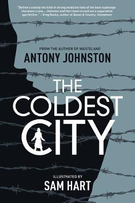 The Coldest City (Hardback)