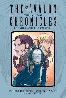 The Avalon Chronicles Volume 2 (Hardback)