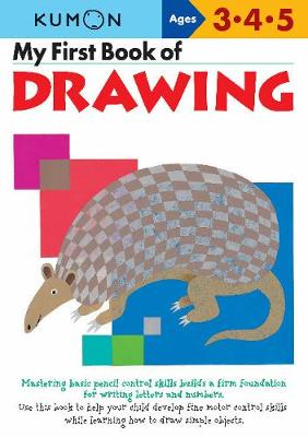 My First Book of Drawing (Paperback)