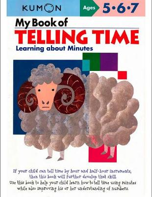 My Book Of Telling Time: Learning About Minutes (Paperback)