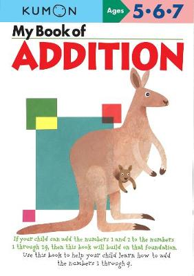 My Book Of Addition (Paperback)