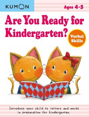 Are You Ready for Kindergarten? Verbal Skills (Paperback)