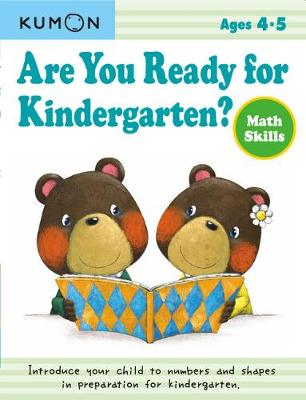 Are You Ready for Kindergarten? Math Skills (Paperback)