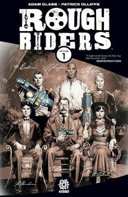 Rough Riders Volume 1 (Paperback)
