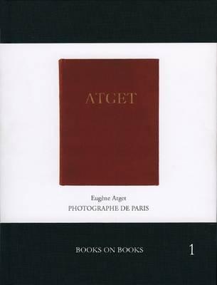 Atget: Photographe De Paris (Hardback)