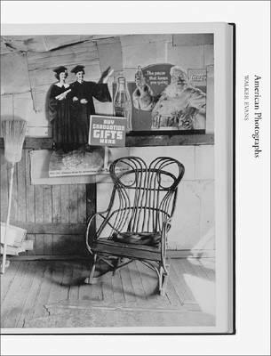 Walker Evans - American Photographs. Books on Books (Hardback)