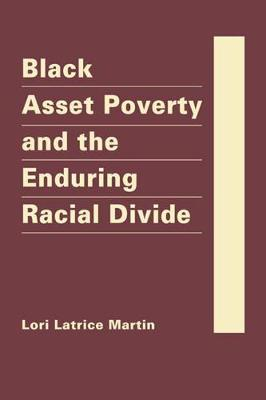 Black Asset Poverty and the Enduring Racial Divide (Hardback)