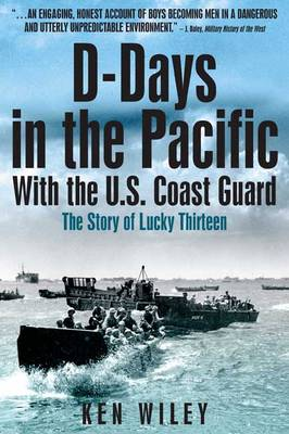 D-Days in the Pacific: The Us Coast Guard in World War II (Paperback)