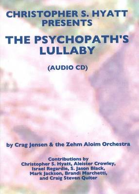 Psychopath's Lullaby CD (CD-Audio)