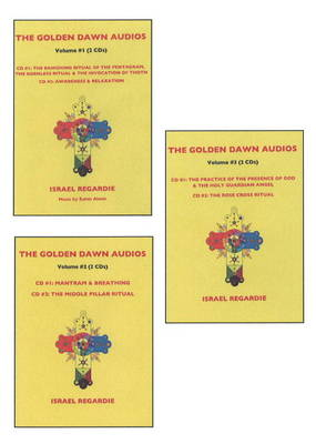 Golden Dawn: v. I-III (CD-Audio)